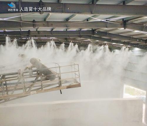 户县喷雾降温降温直销设备