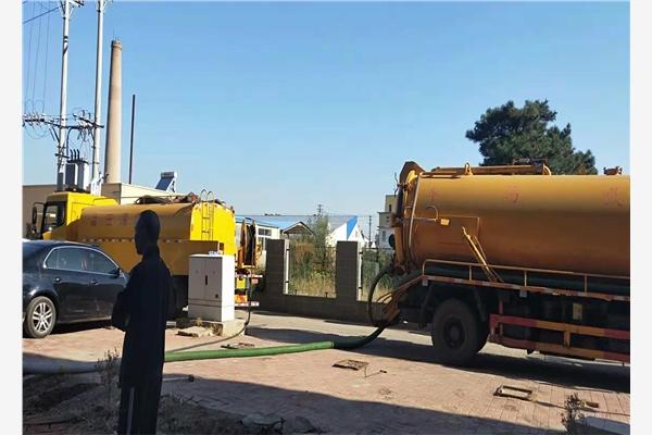 津南北闸口工业园地下雨水池清淤要注意的事项