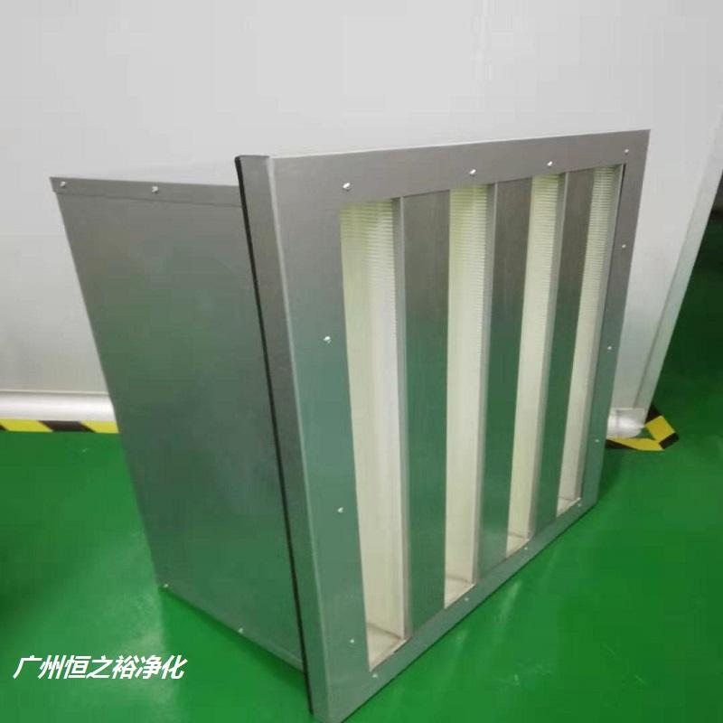 长沙耐高温高效过滤器厂家-320*320*220