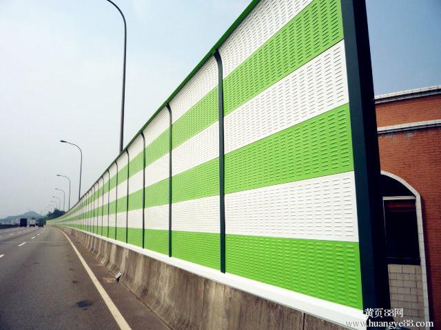 新疆喀什人行道边声屏障效果好吗?
