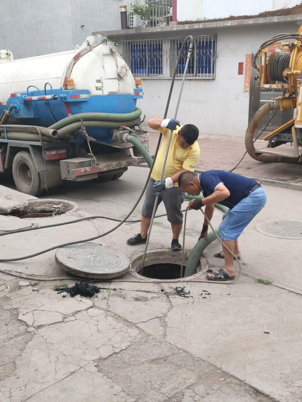 本溪市桓仁县污水池集水池清理技术精湛