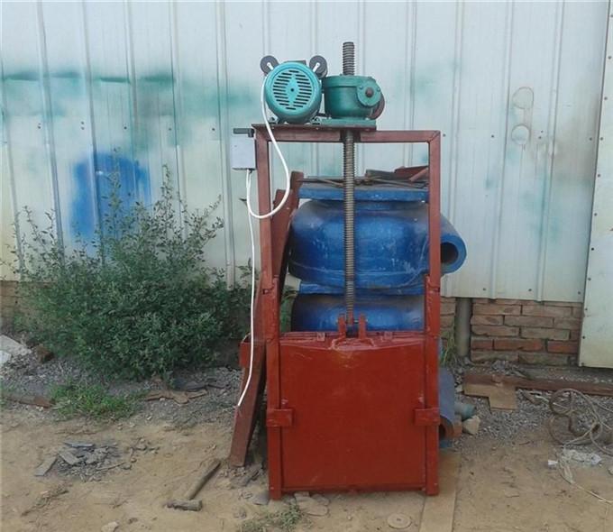 永德明杆式铸铁闸门厂家结实耐用