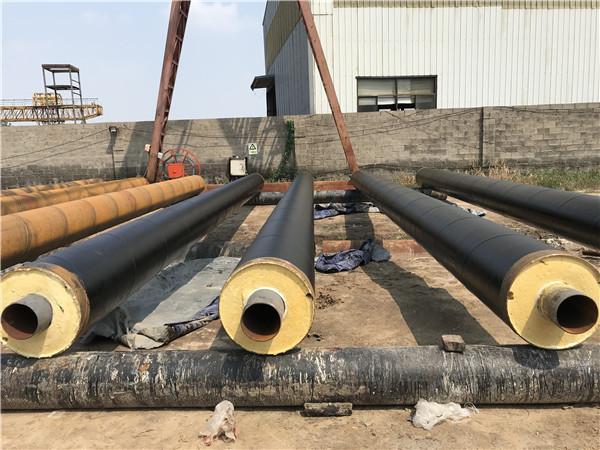 贵州埋地蒸汽保温管安装流程图