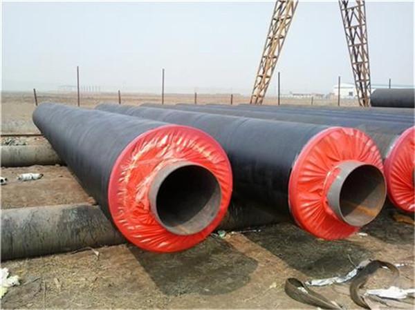 汾阳埋地耐高温蒸汽保温管多少钱一米