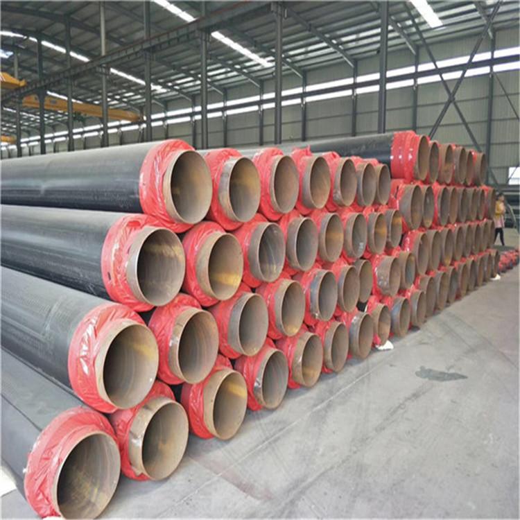 高品质聚氨酯复合保温管博尔塔拉温泉专业品牌