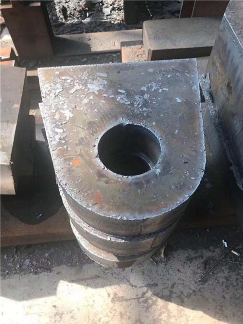 Q345B锰板加工预埋件按需定制
