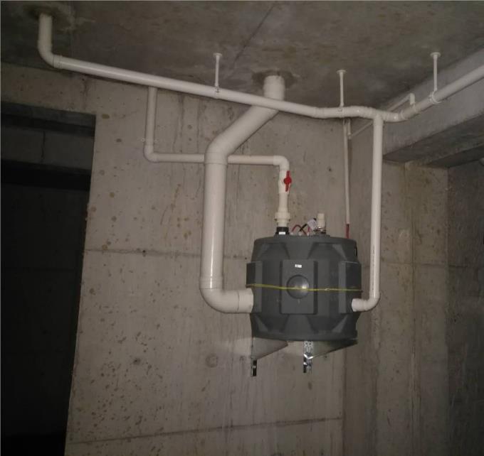 沈阳辽中德庭污水提升器