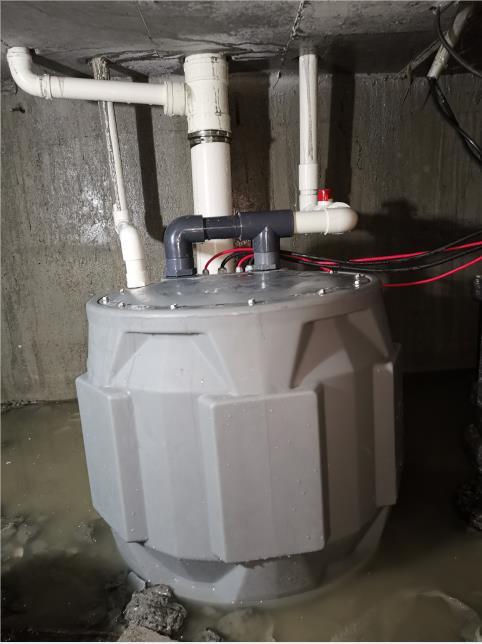 杭州江干德国成套污水提升设备