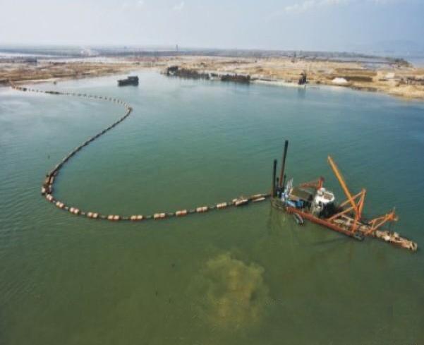 水下倒虹管安装-郑州水下铺管道