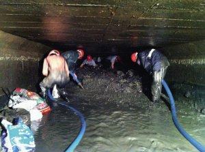 南京栖霞雨水管道清淤随时解决问题