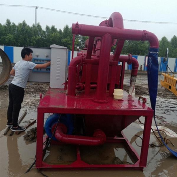诚信供应乐山南充桩基泥浆净化回收装置