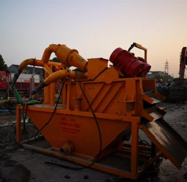 砂浆泥浆处理器北票厂家制造