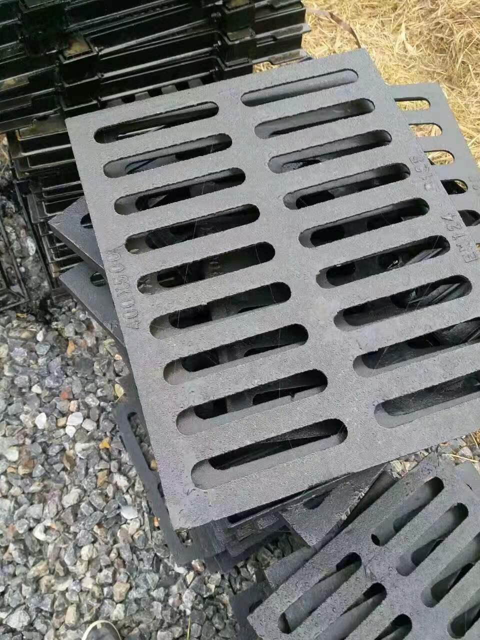 衡阳市700圆形铸铁井盖雨水井盖厂家