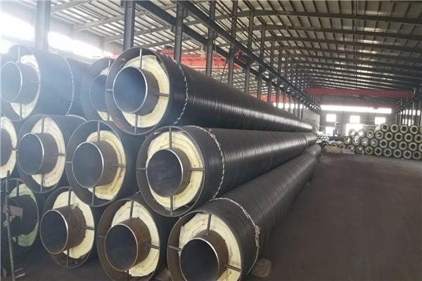 六盤水鋼套鋼預制直埋蒸汽保溫管采購注意事項