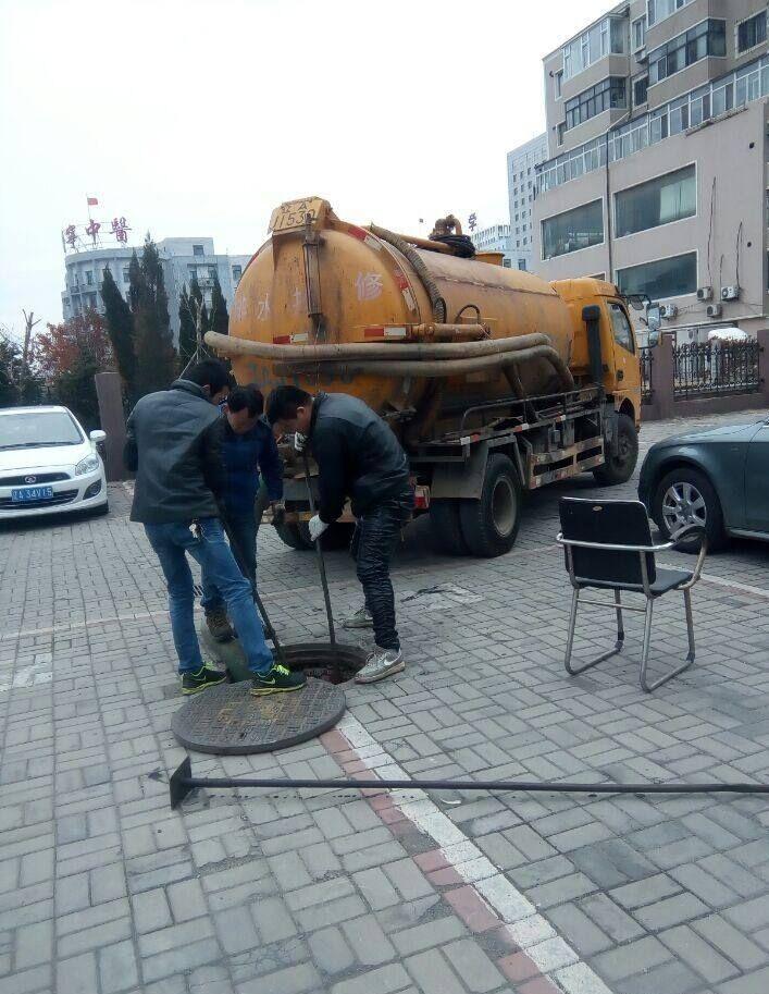 镇江市扬中市污水清运施工