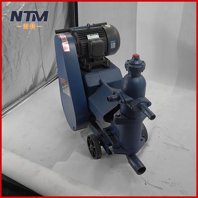 宁德张拉注浆机小型高压注浆机高清图