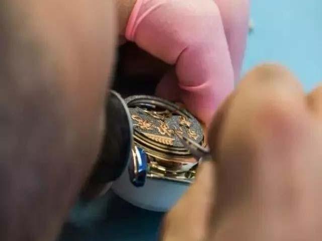 青岛百达翡丽手表维修中心