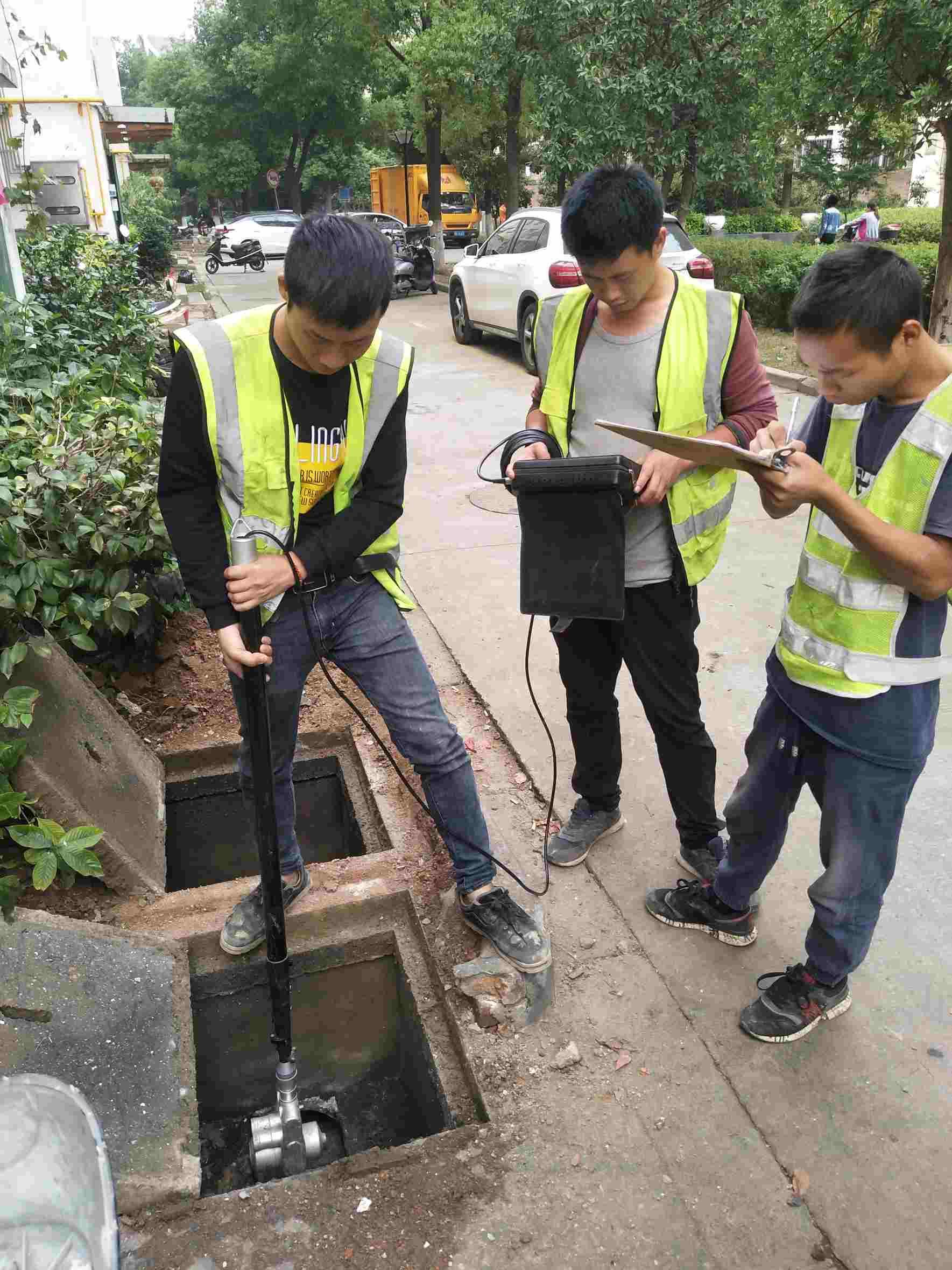 常州市溧阳市管道潜望镜检测高质量服务【迪辉市政】