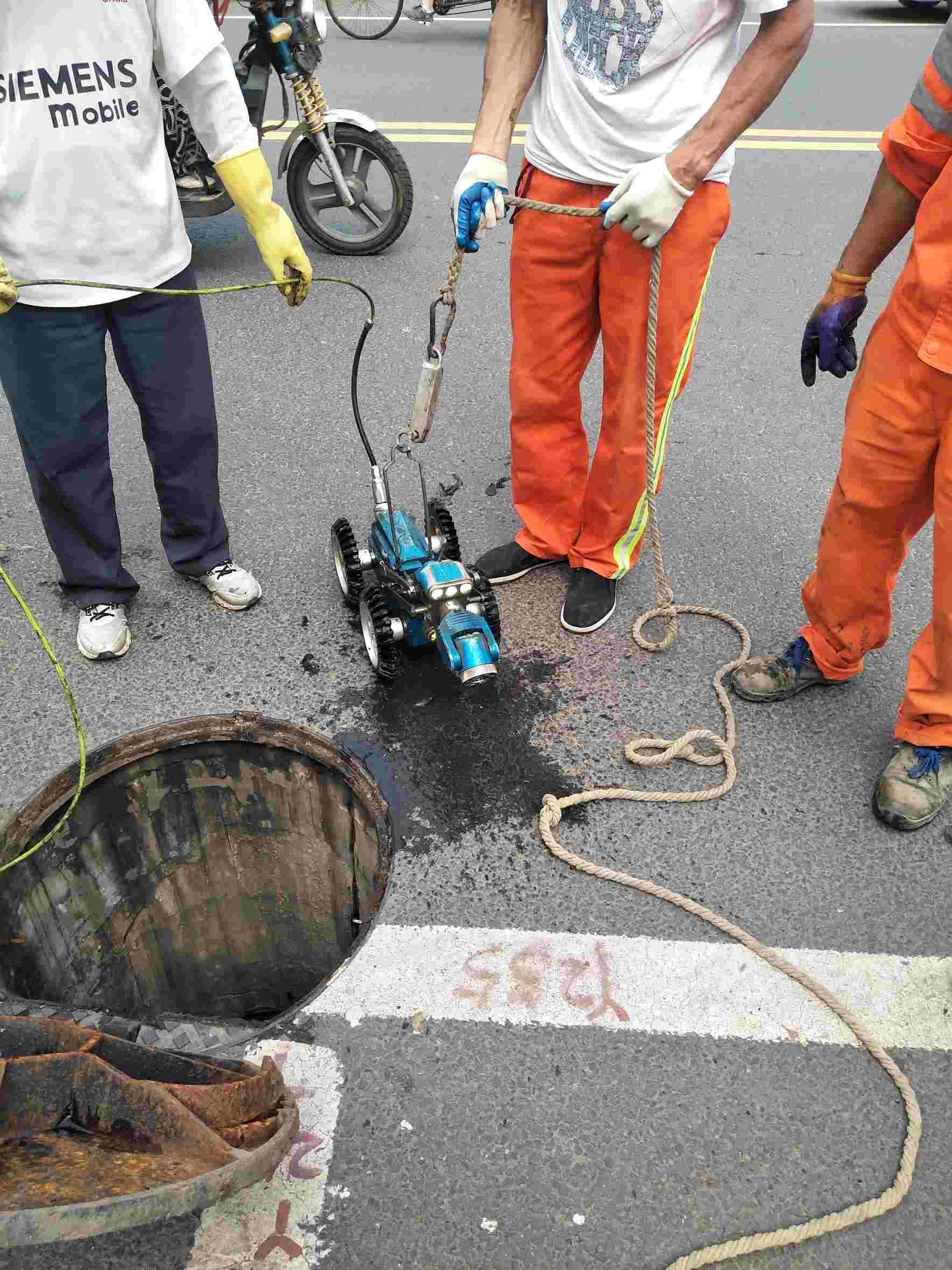 樊城区污水池处理因为专业 值得信赖【迪辉市政】