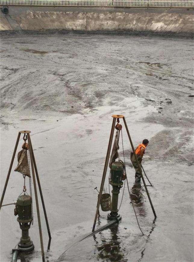 苏州吴江市楼扇镇工业污水池清理施工电话