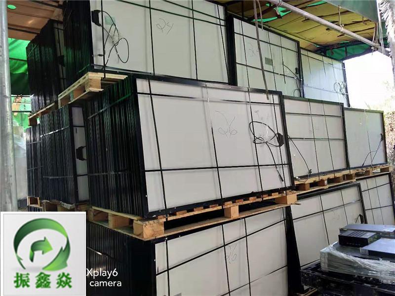 西宁回收报废光伏板-破损光伏电池板
