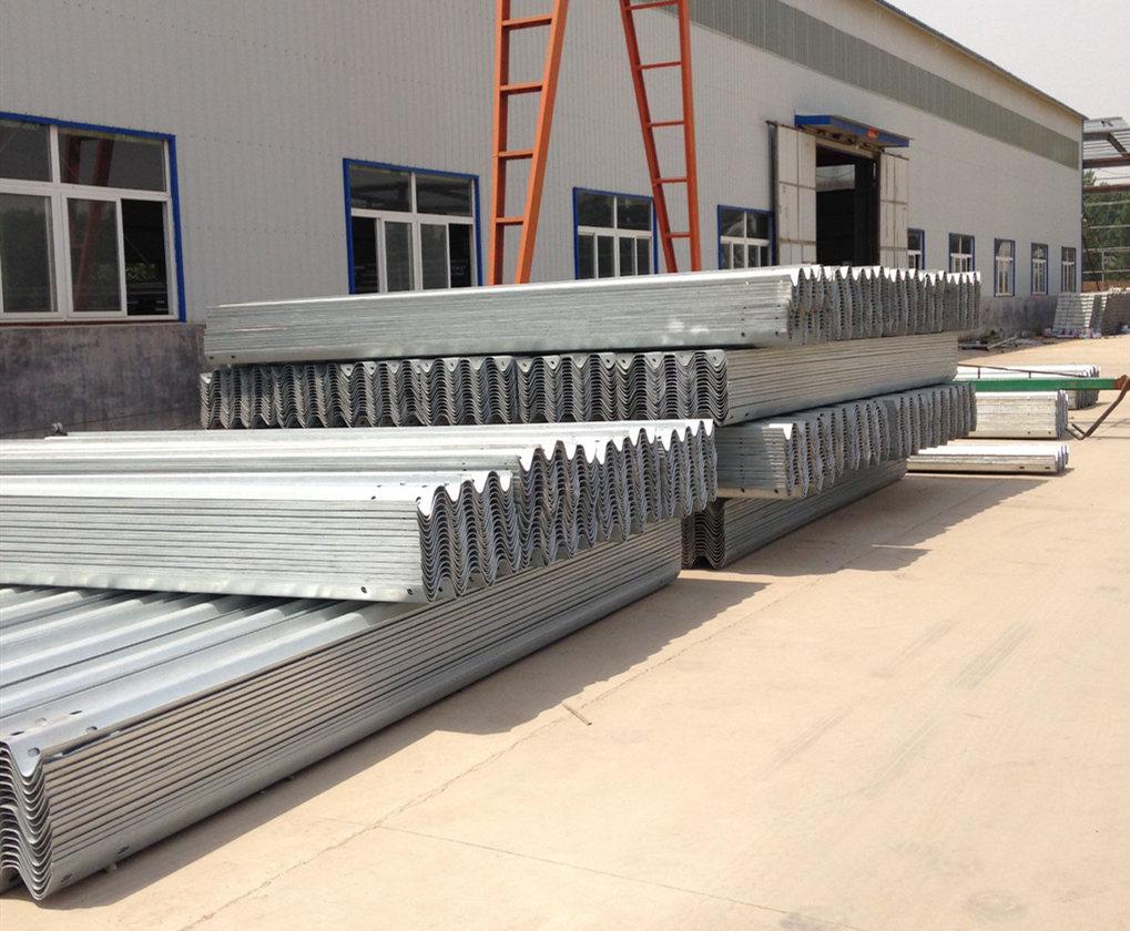 德州临邑波形护栏板材料加施工