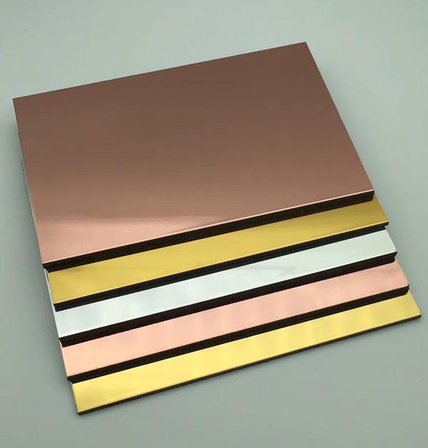 深圳银灰色铝塑板价格优惠信誉