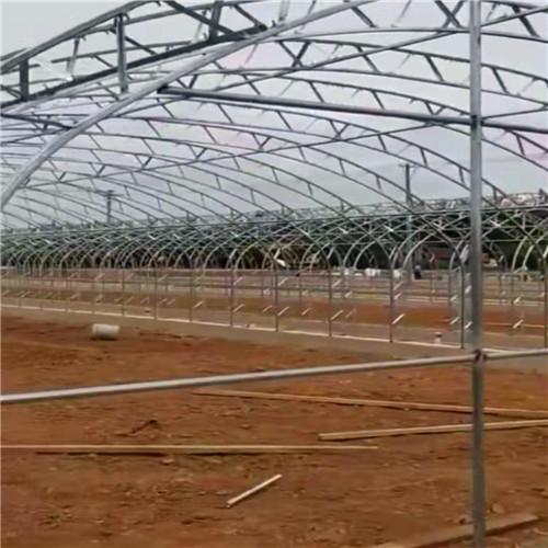 养殖大棚几字钢厂家有序推进西安碑林区