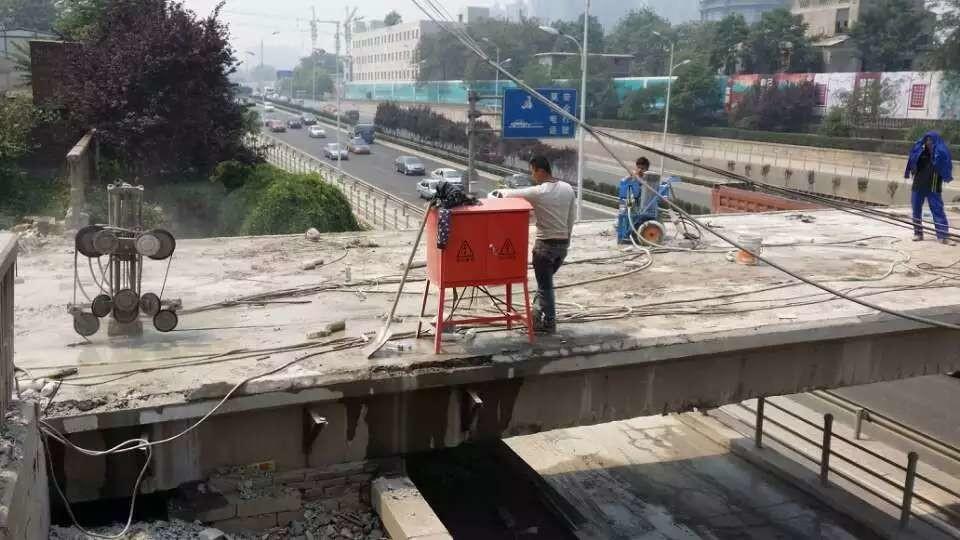 黑龙江省双鸭山市支撑梁切割资质齐全