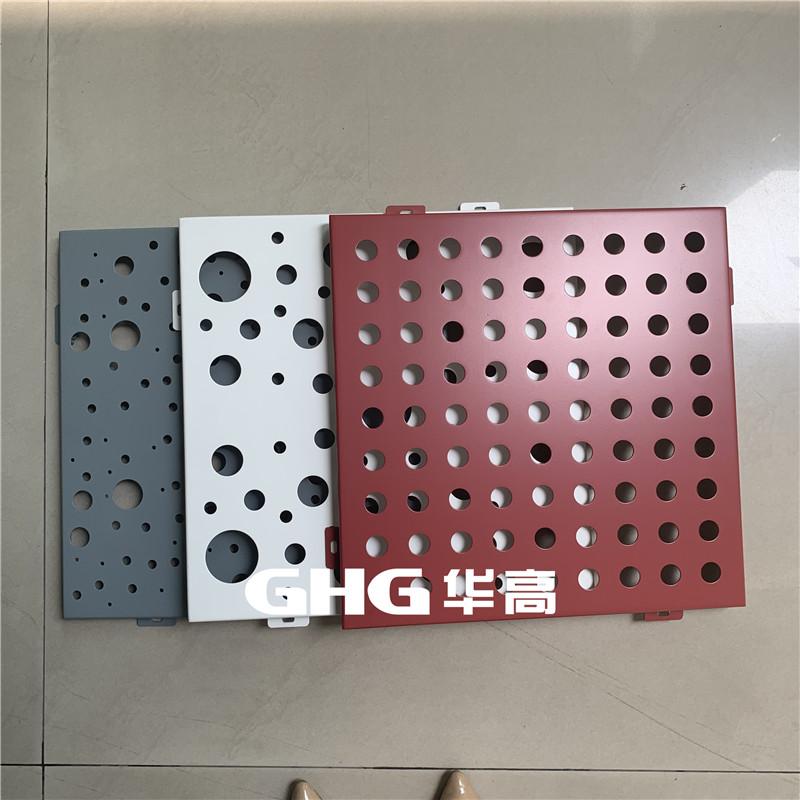 柳东新装饰铝单板安装方法