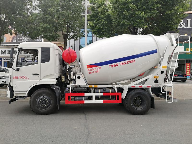 汕尾市小型3方水泥罐车价格怎么卖