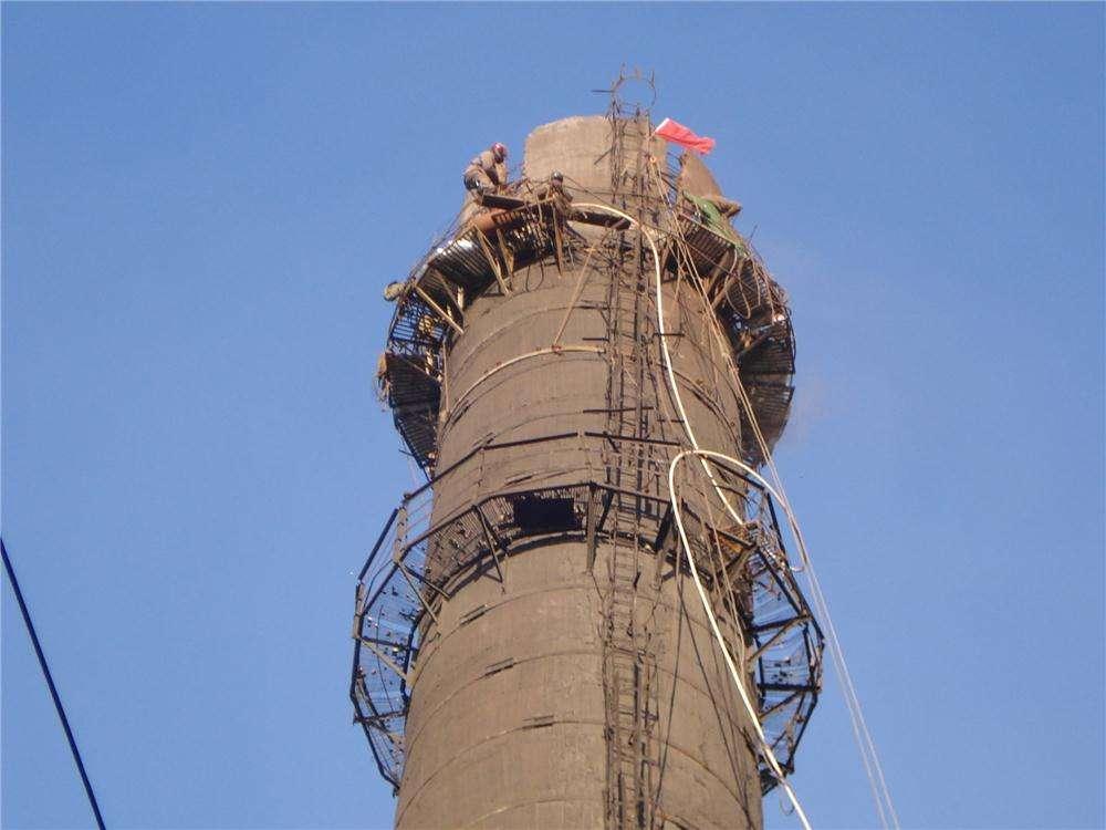 延边烟囱旋转爬梯安装公司-2021欢迎光临