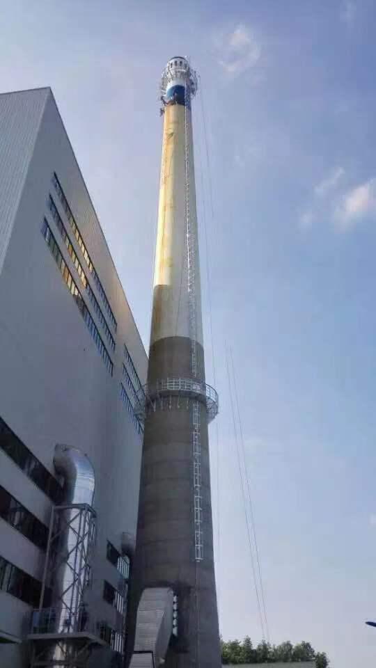 温州烟囱安装扶梯工程施工-2021欢迎您