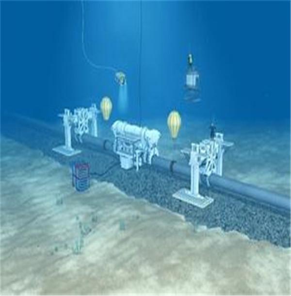 通州区沉管施工工程--江里沉管