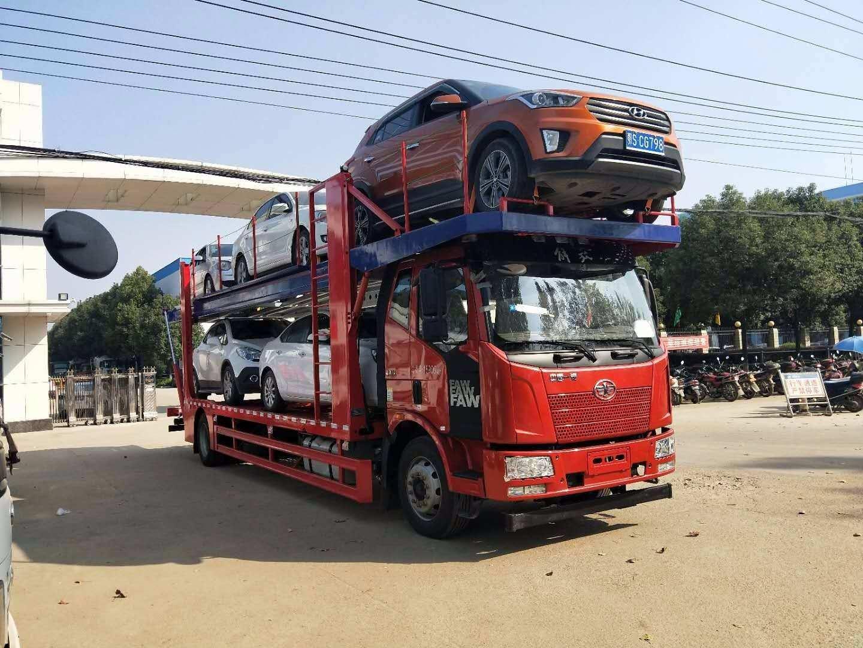 专业郑州到台州拖运小轿车物流一对一服务