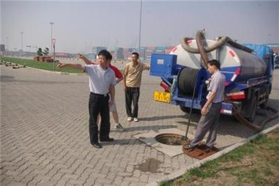 吉安吉水隔油池清理24小时服务