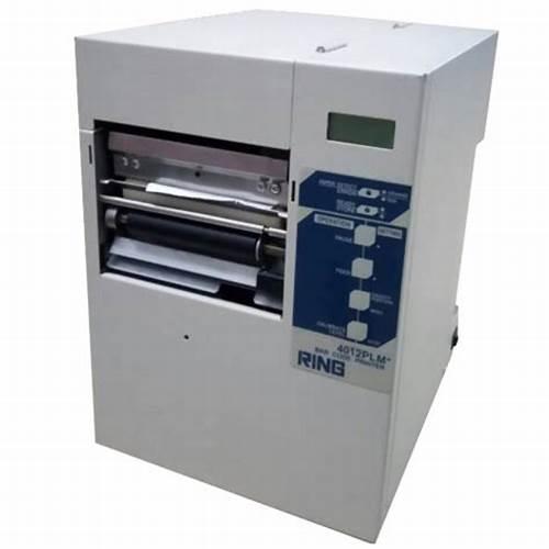 延寿Autonics BC-24MES 600dpi分辨率 标签条码打印机印字头
