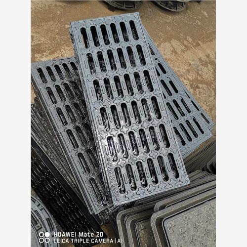 吐鲁番市政主干道球墨铸铁井盖/篦子厂家供应