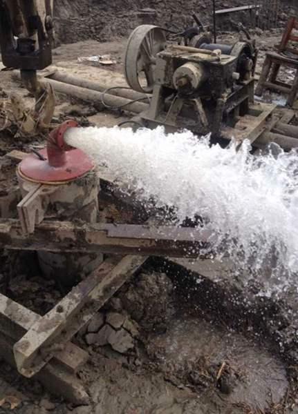 建德工地用水打水井一流技术附钻井队技术交底