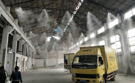 昆明市石林彝族自治县施工塔机除尘喷淋环保设备G