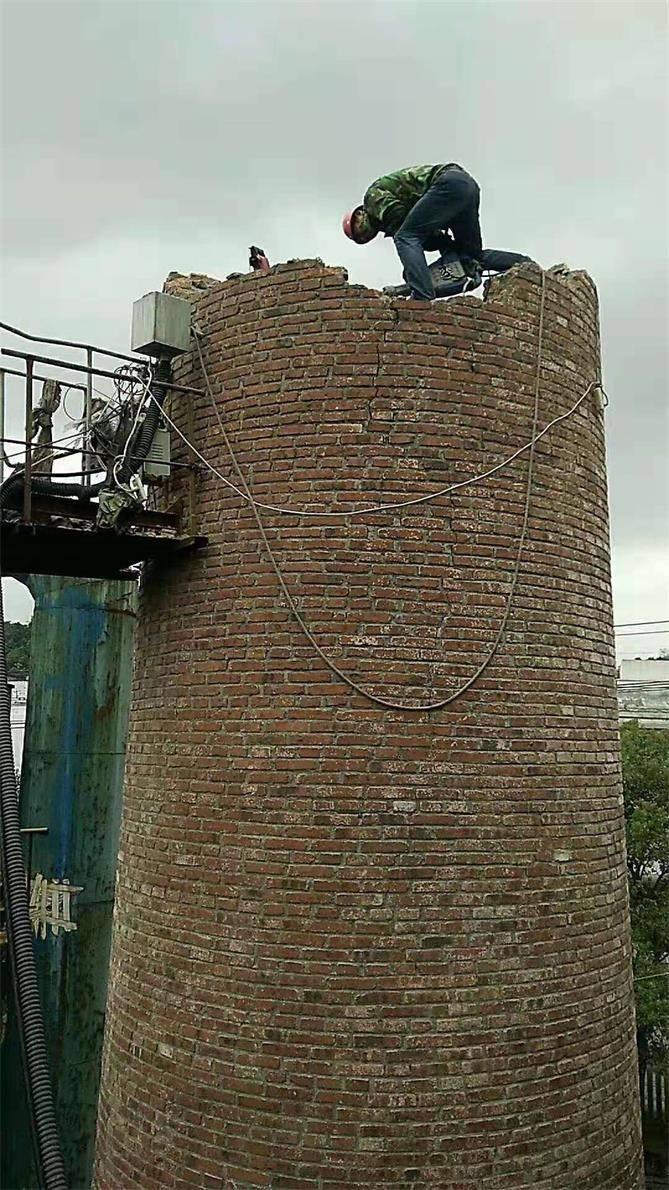 井研县发电厂烟囱拆除公司在线咨询