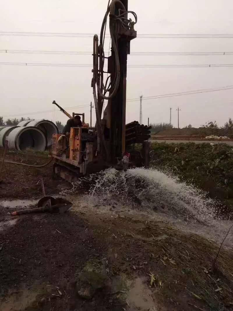 鄞州施工用水打水井一次施工找有实力的打水井队伍