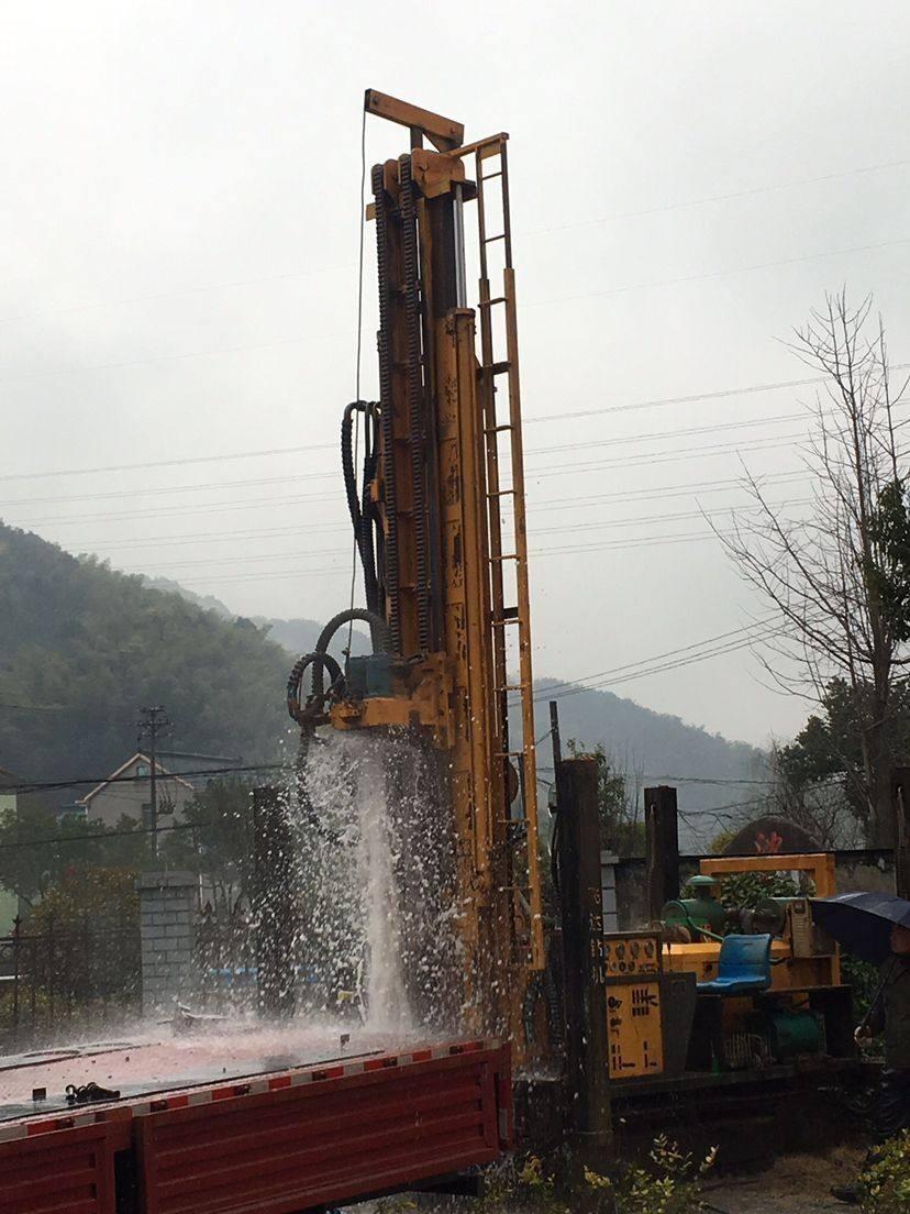 桐乡打水井技术参数本地打水井技术先进