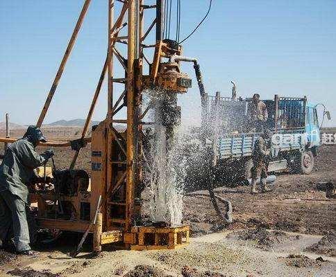 黄山打水井出水量大 承接10-1000米深水井