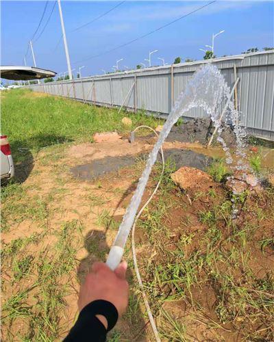 奉化养殖业打水井详细解析附打水井到户测量