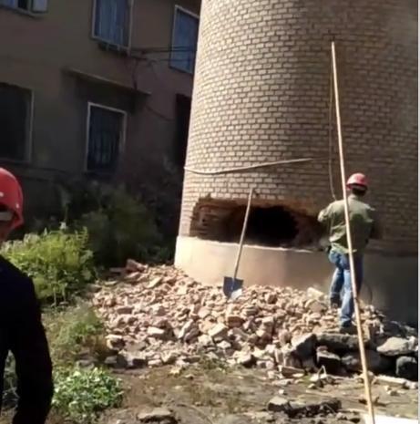 甘南烟囱刷航标公司烟囱刷油漆施工单位