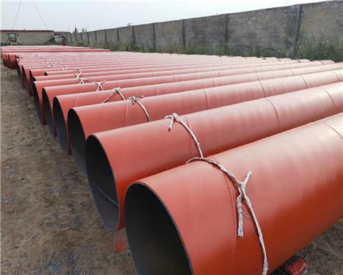 DN600碳钢螺旋管每米多少钱