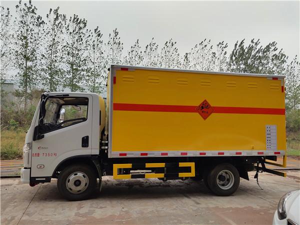 深圳气瓶危运车车型推荐