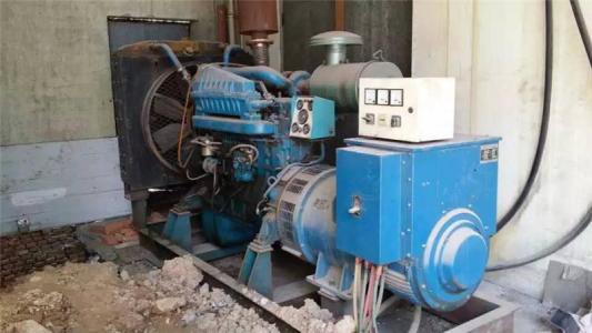 东莞清溪镇更换旧发电机回收旧发电机回收拆除公司