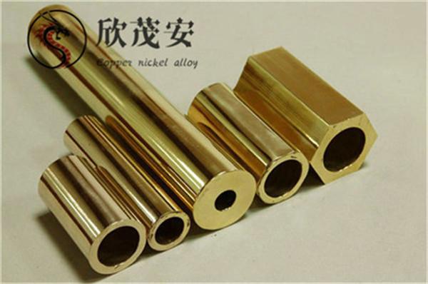 广东C71640铜镍铜镍管件焊接加工